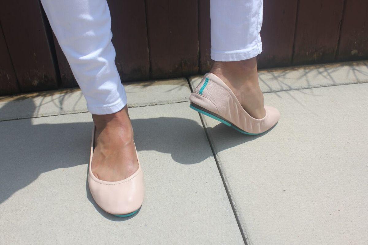 tieks ballerina slippers