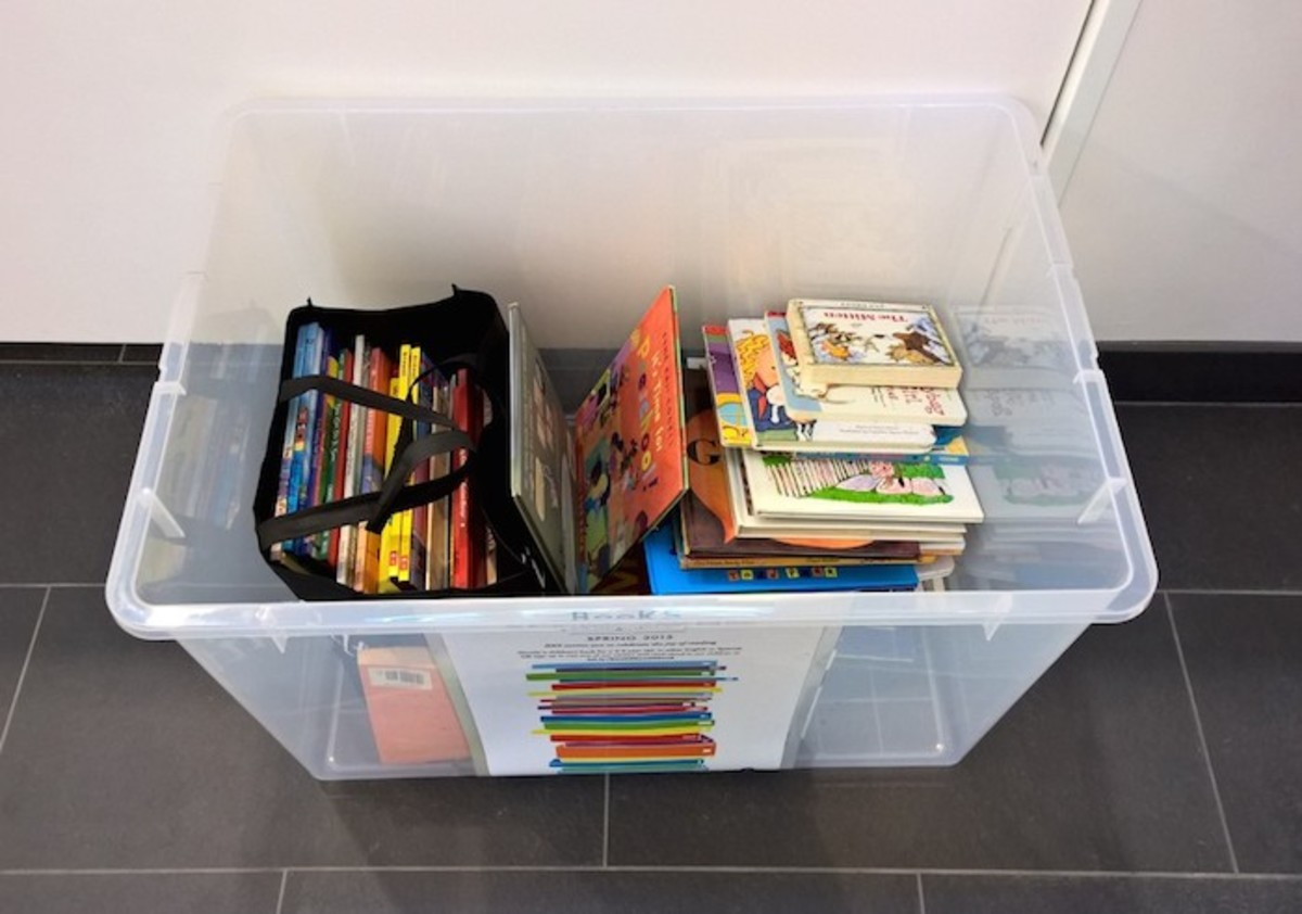 BKS book donations