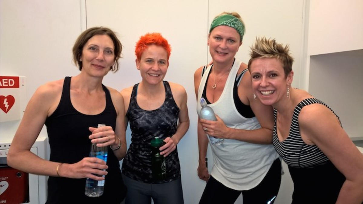 soul cycle ride brooklyn