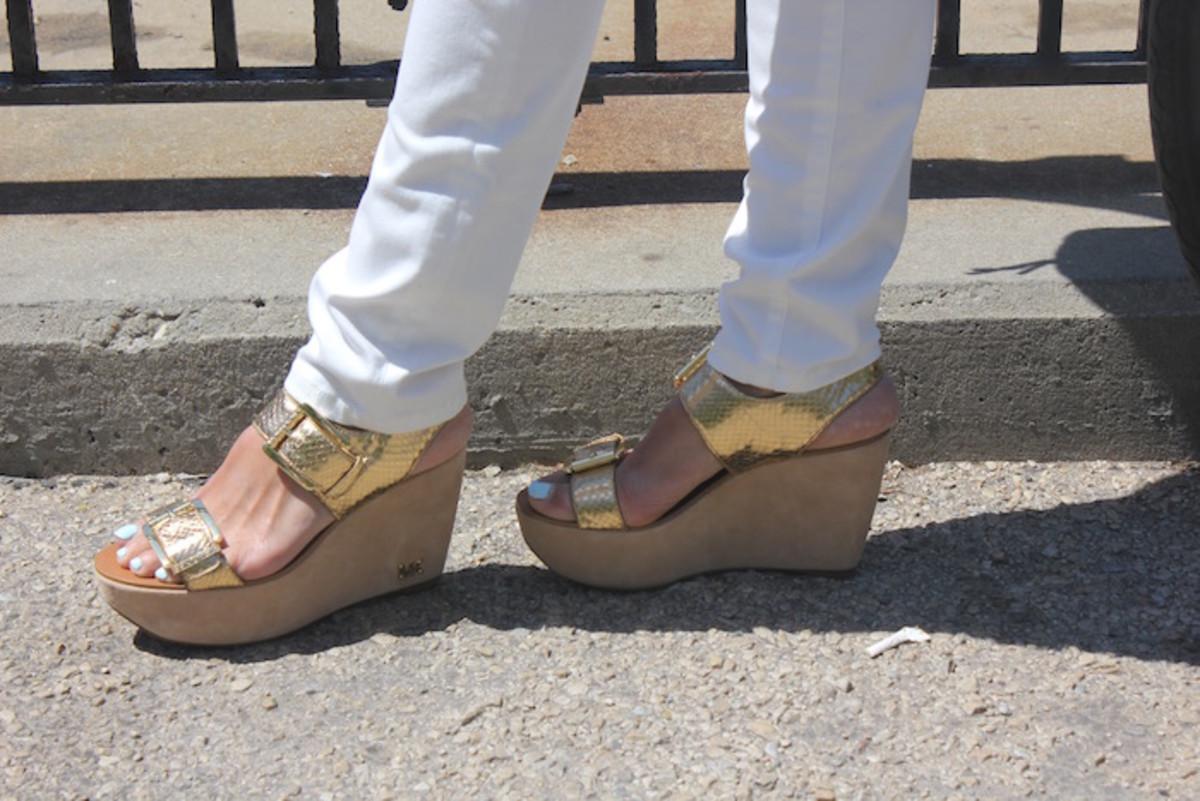 michaal kors sandals