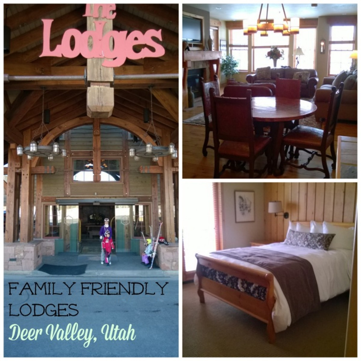 family friendly lodges deer valley
