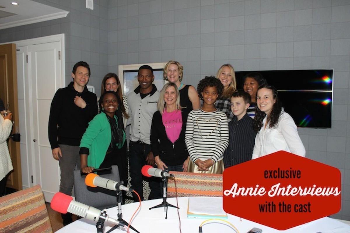 annie interviews