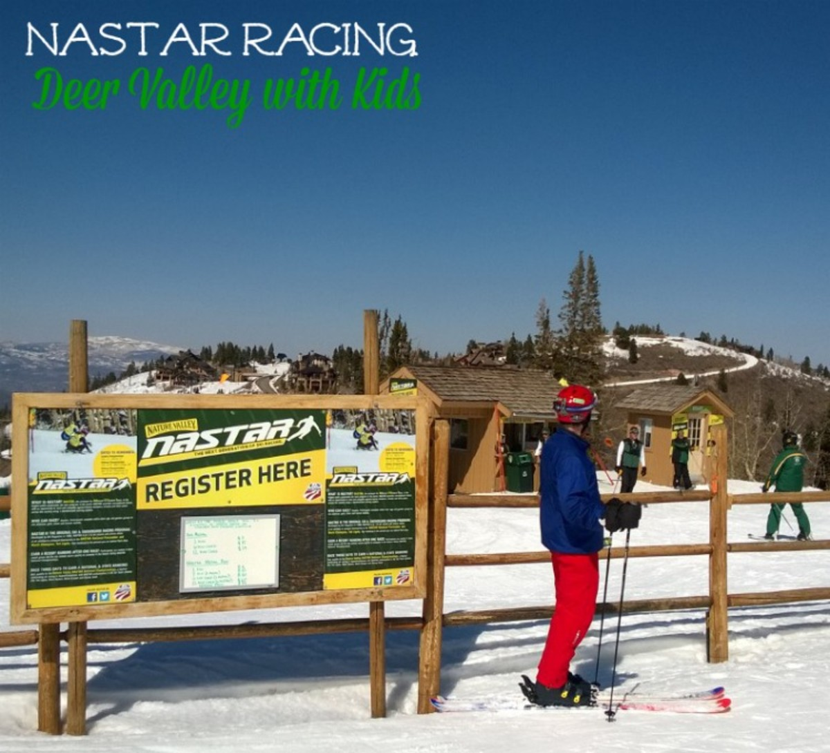 nastar racing deer valley