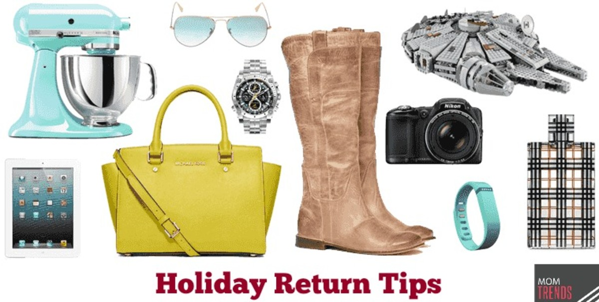Holiday Return Tips