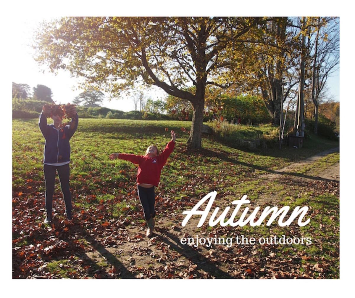 autumn family fun