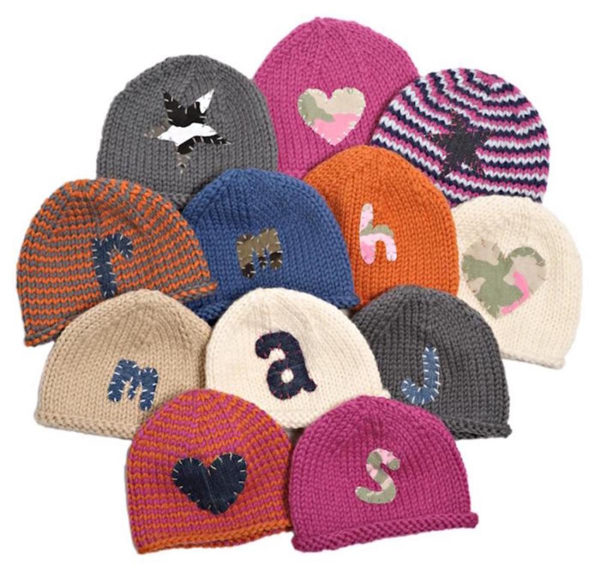 Cutest Knit Caps