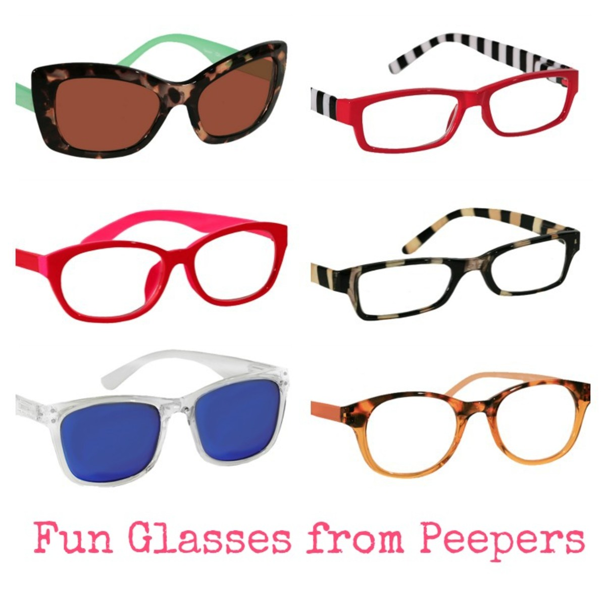 Glasses from Peppers