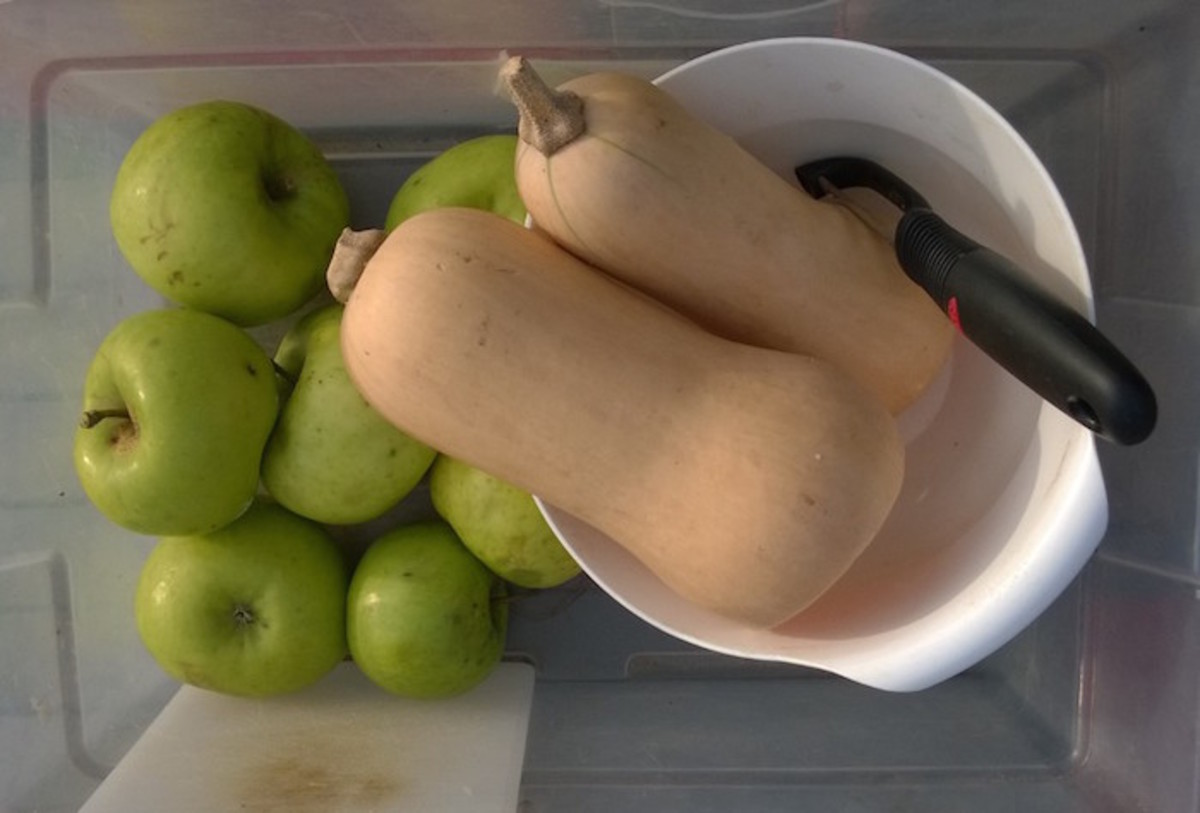 harvest recipes