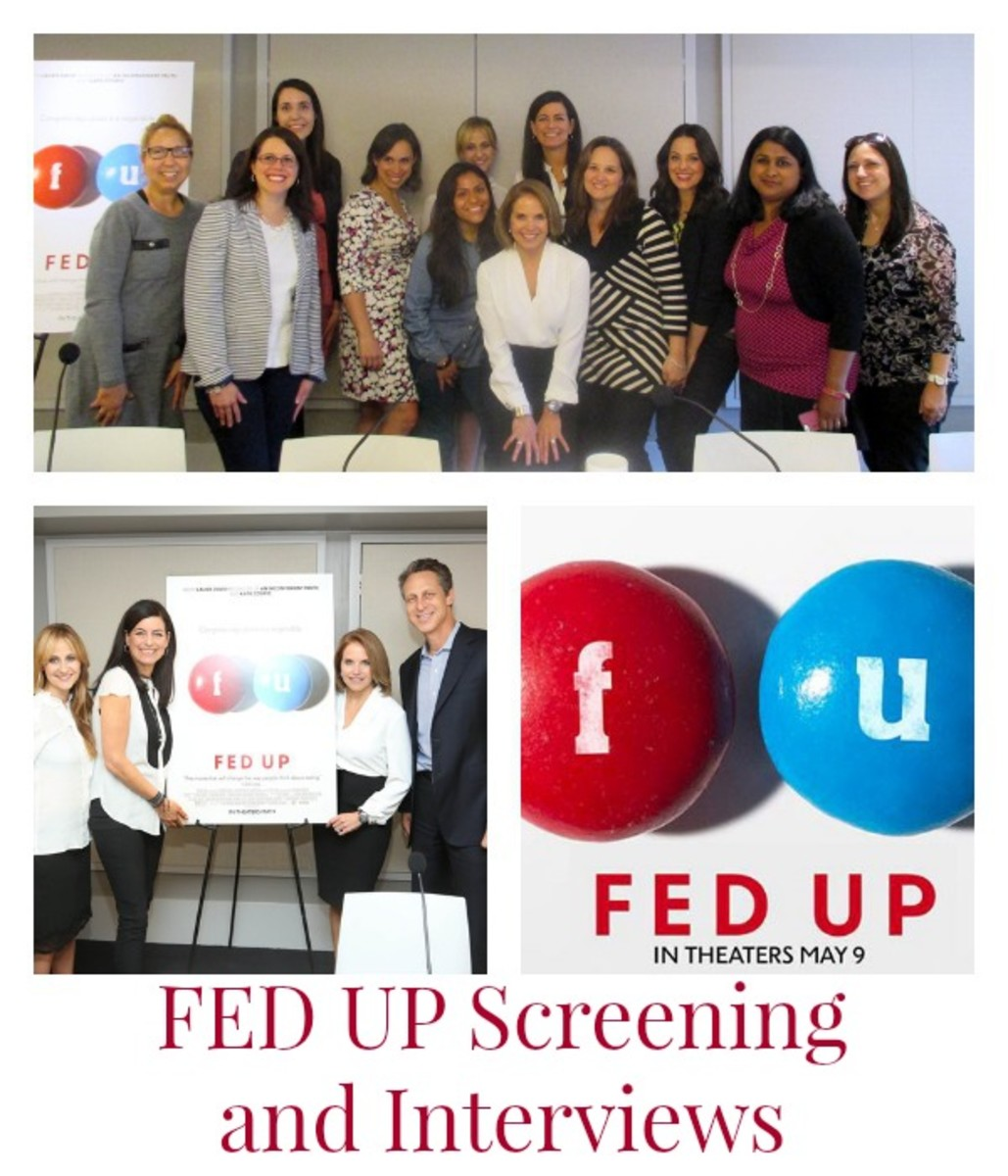 FED UP Screening and Interviews