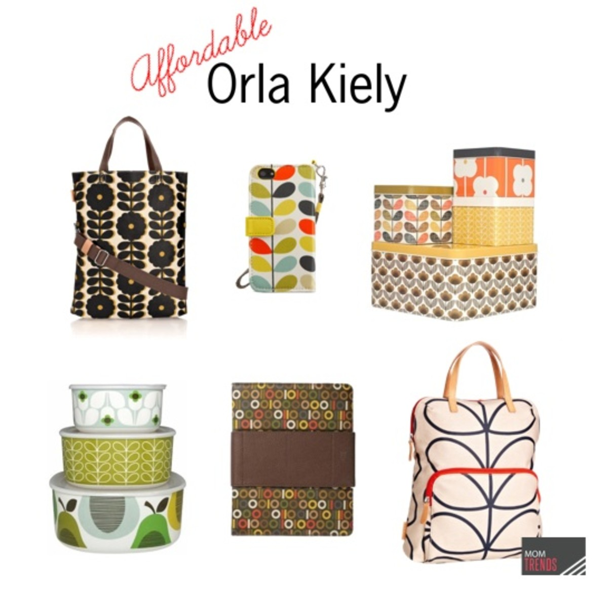 Orla Kiely Affordable