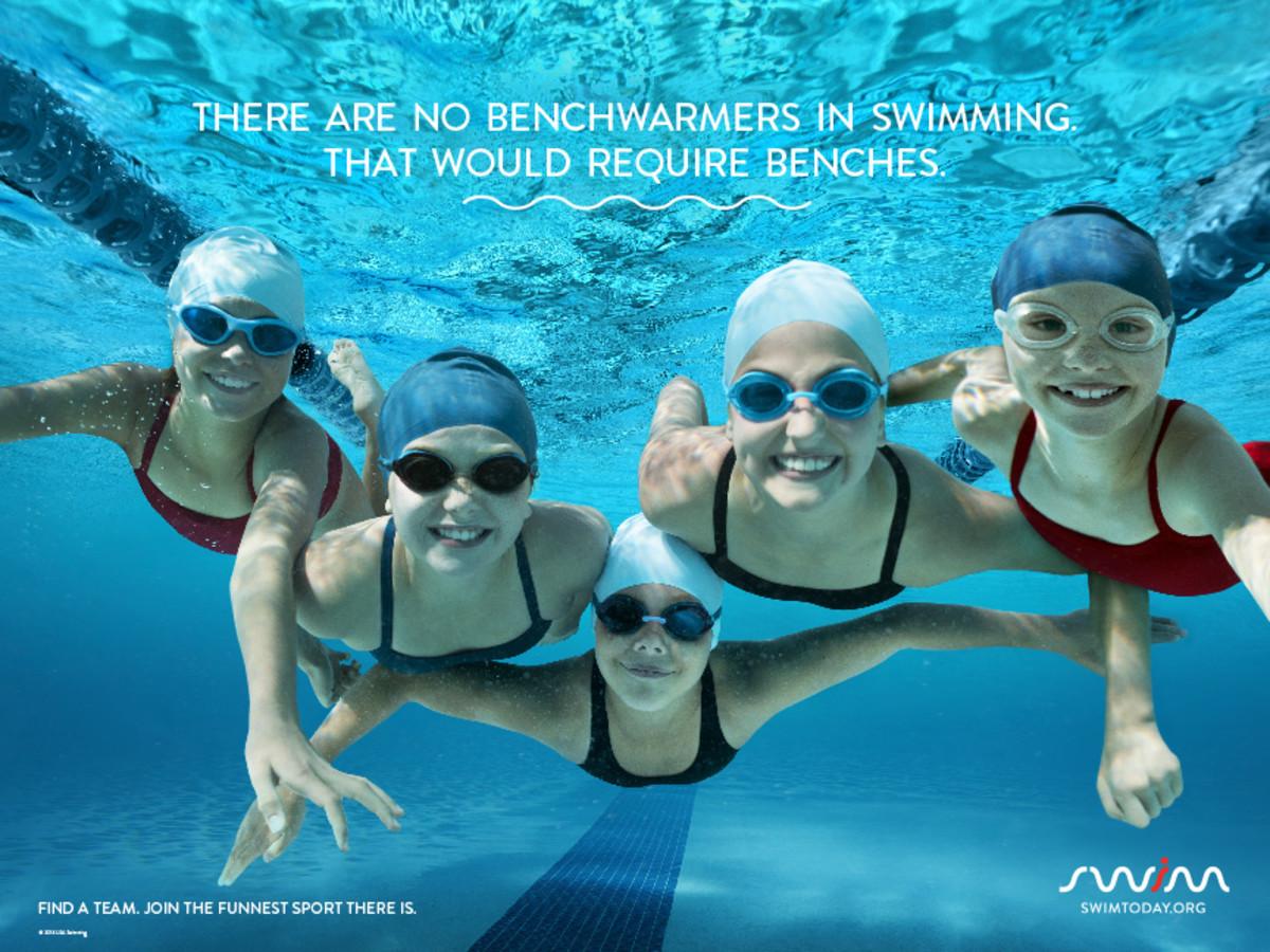 Swimming Campaign