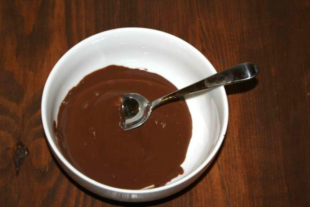 meltedchocolate