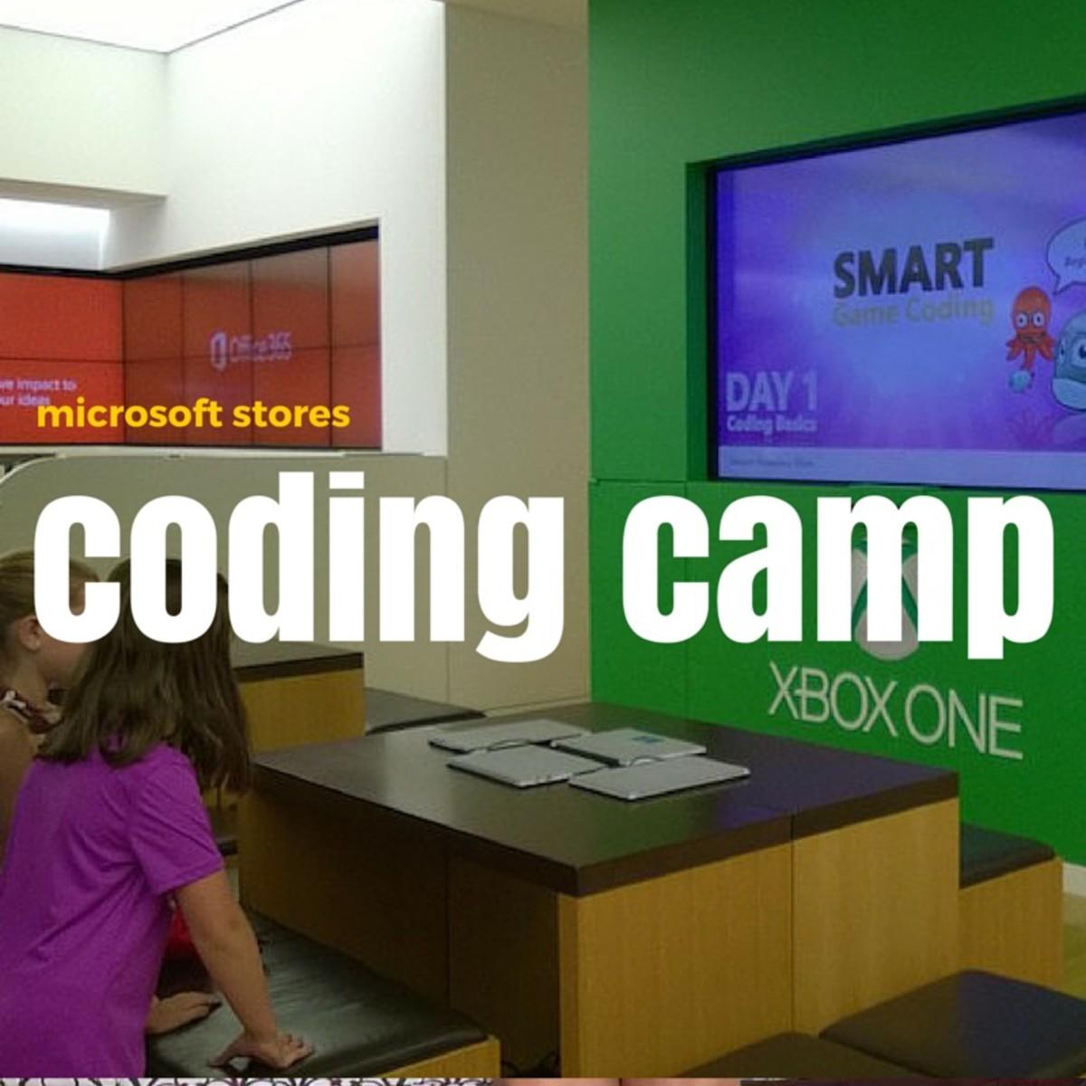microsoft free coding camp