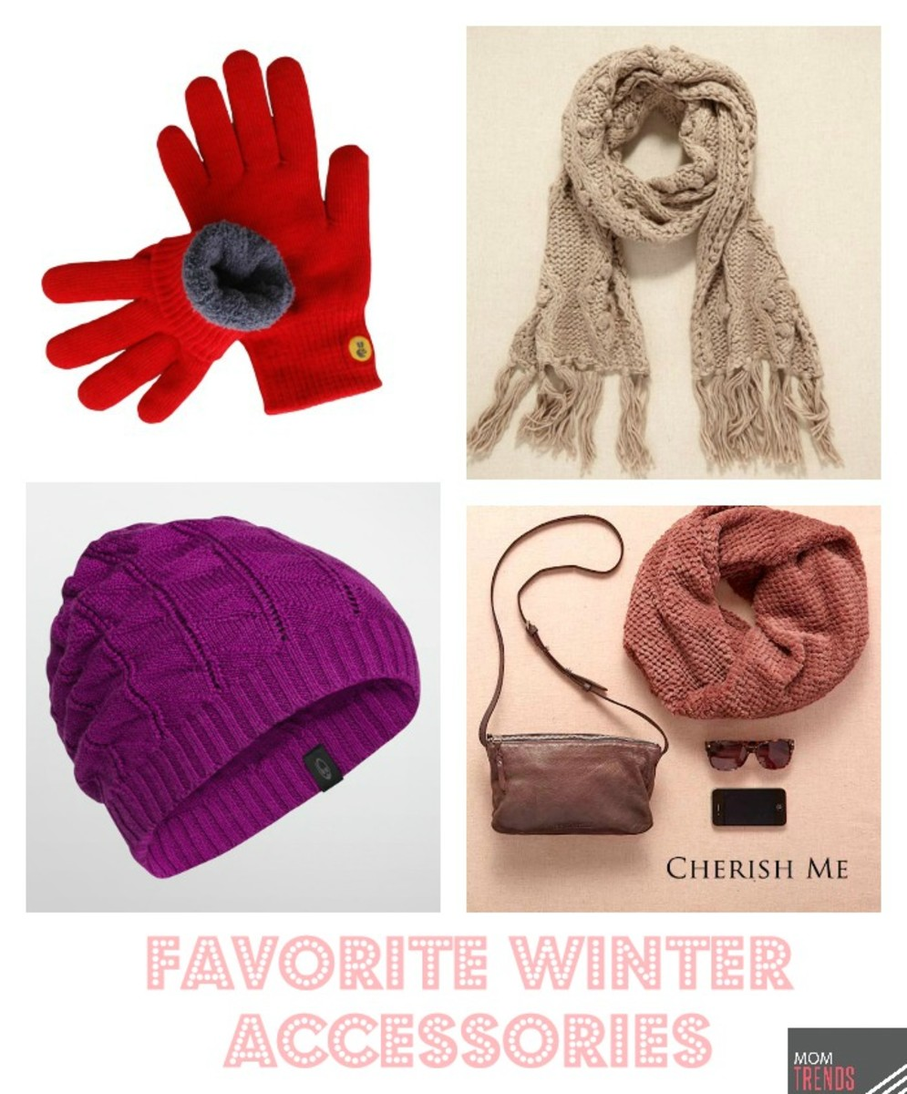 Favorite Winter Accessories