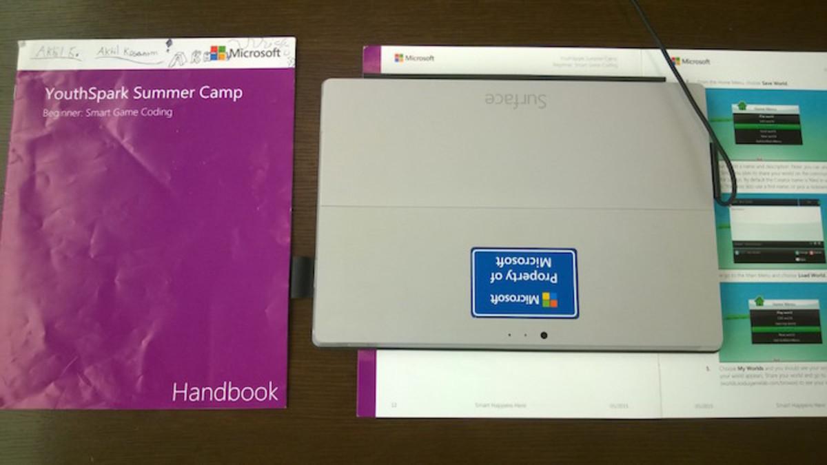 microsoft coding camp details