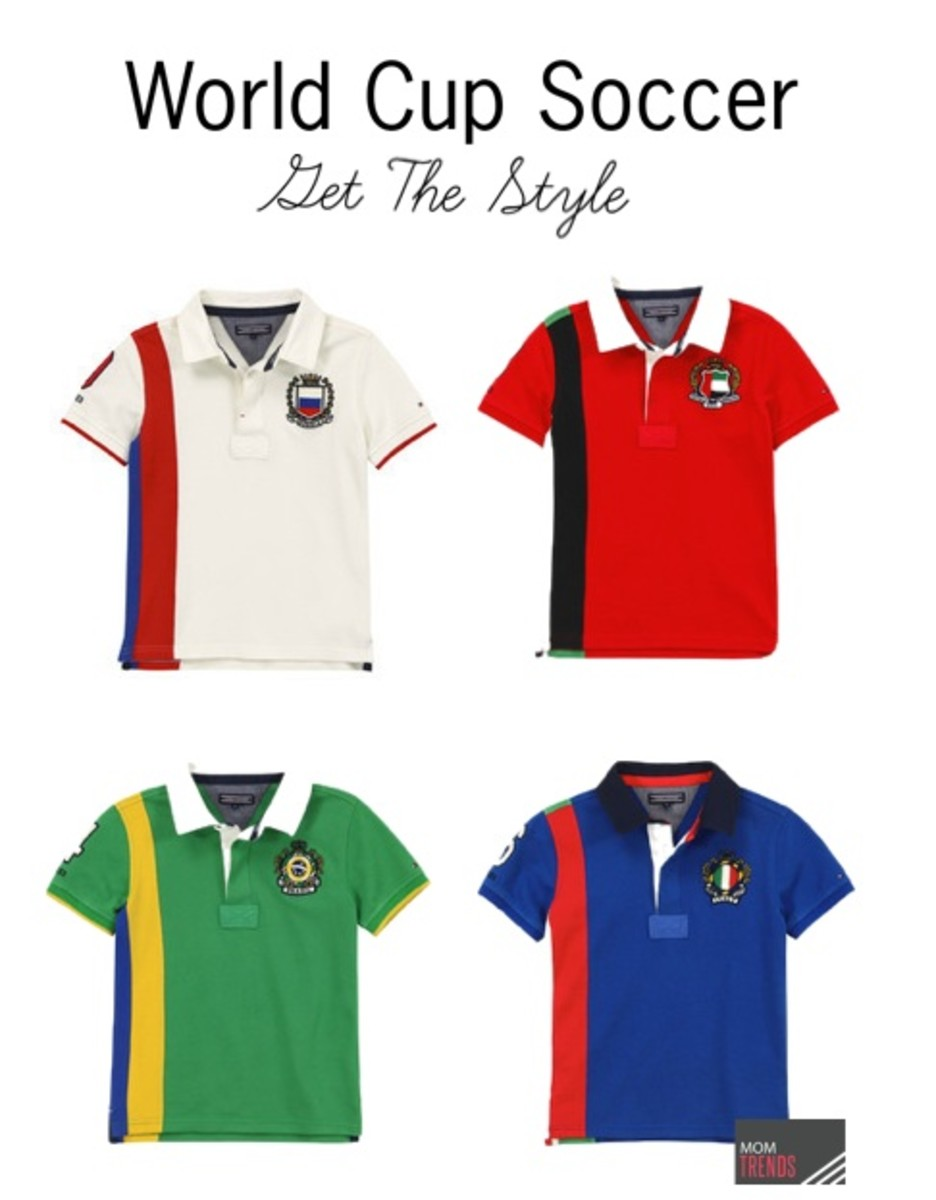 soccer apparel