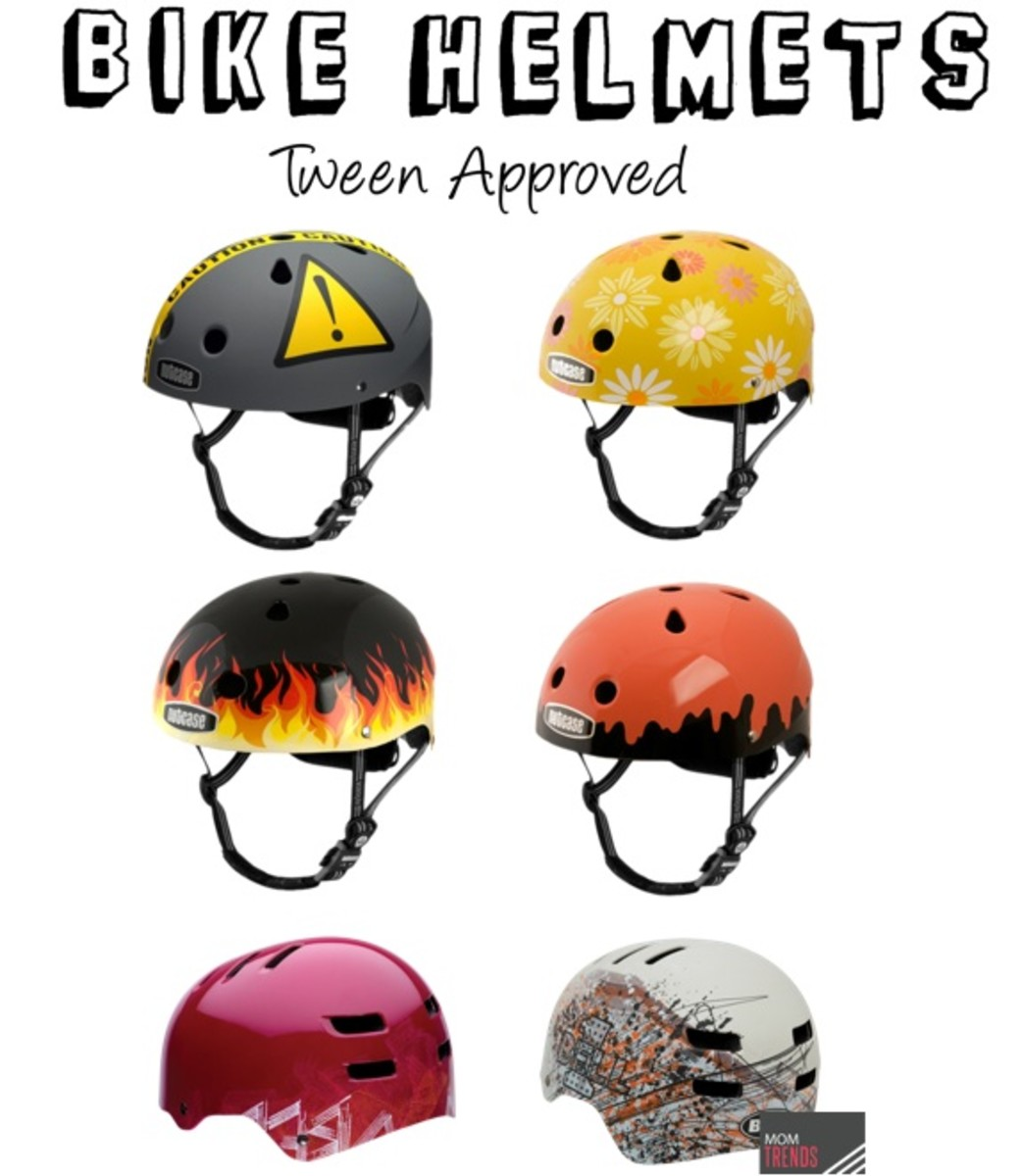 Bike Helmets - Tween Approved