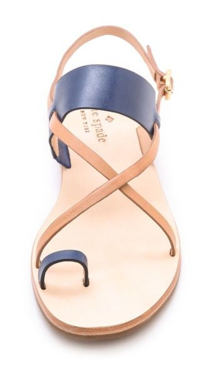 kate spade nautical sandals