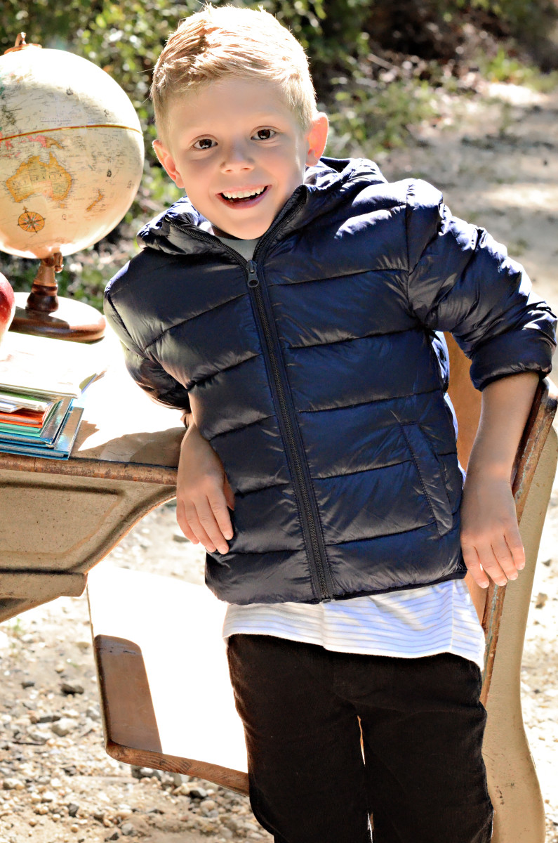 le top clothing, boys clothing, back to school