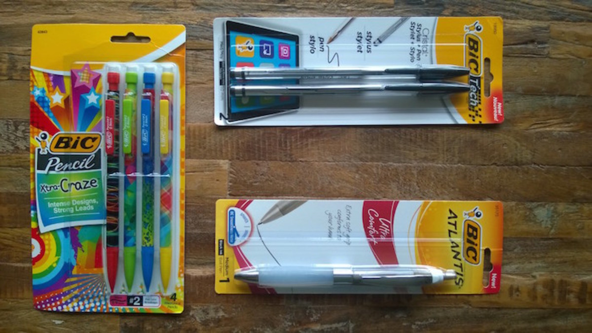 BIC cool pens for kids