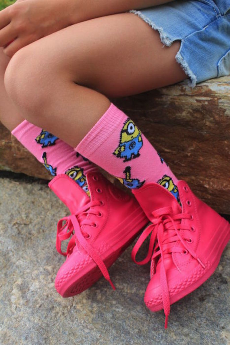 Cute High Tops for Girls