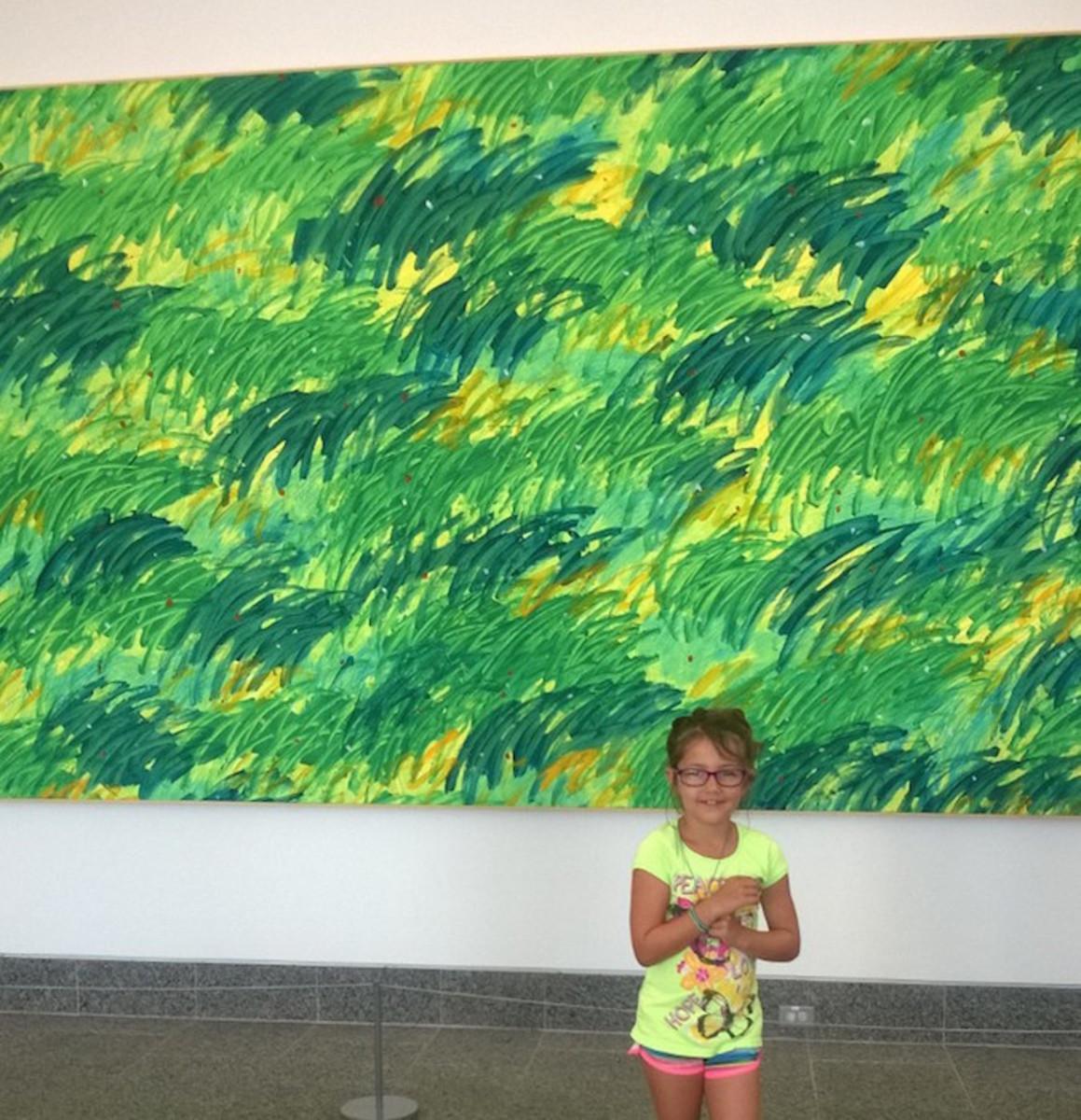 Eric Carle Paintings