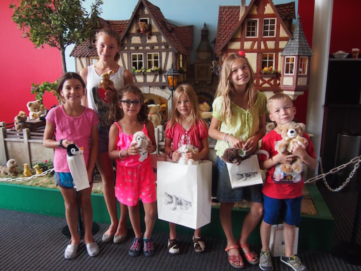 steiff museum germany