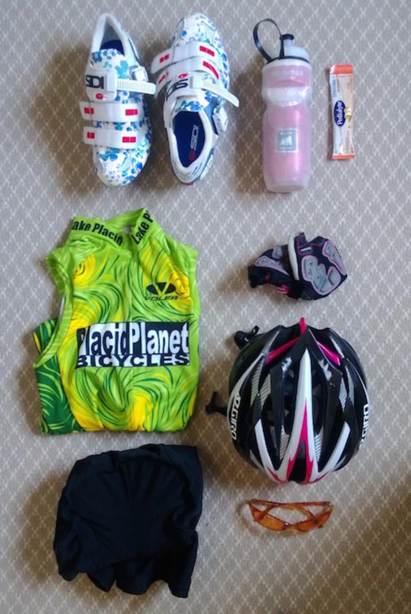 Bike gear