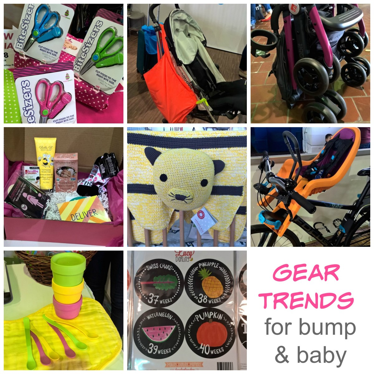 great trends for baby and bump