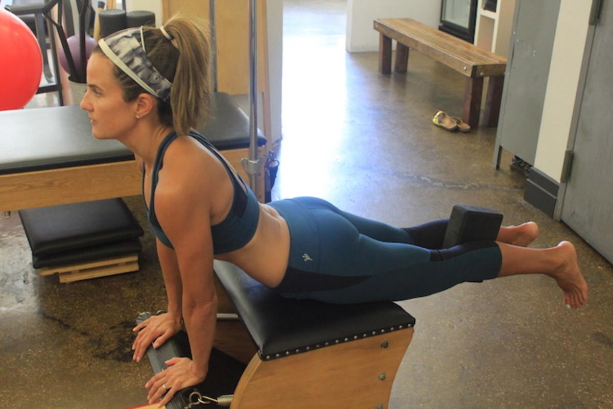 pilates workout fit lab