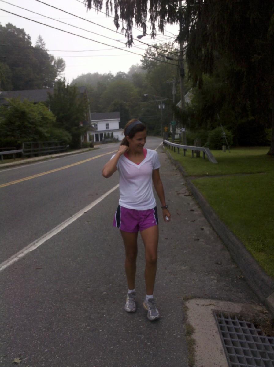nicole marathon