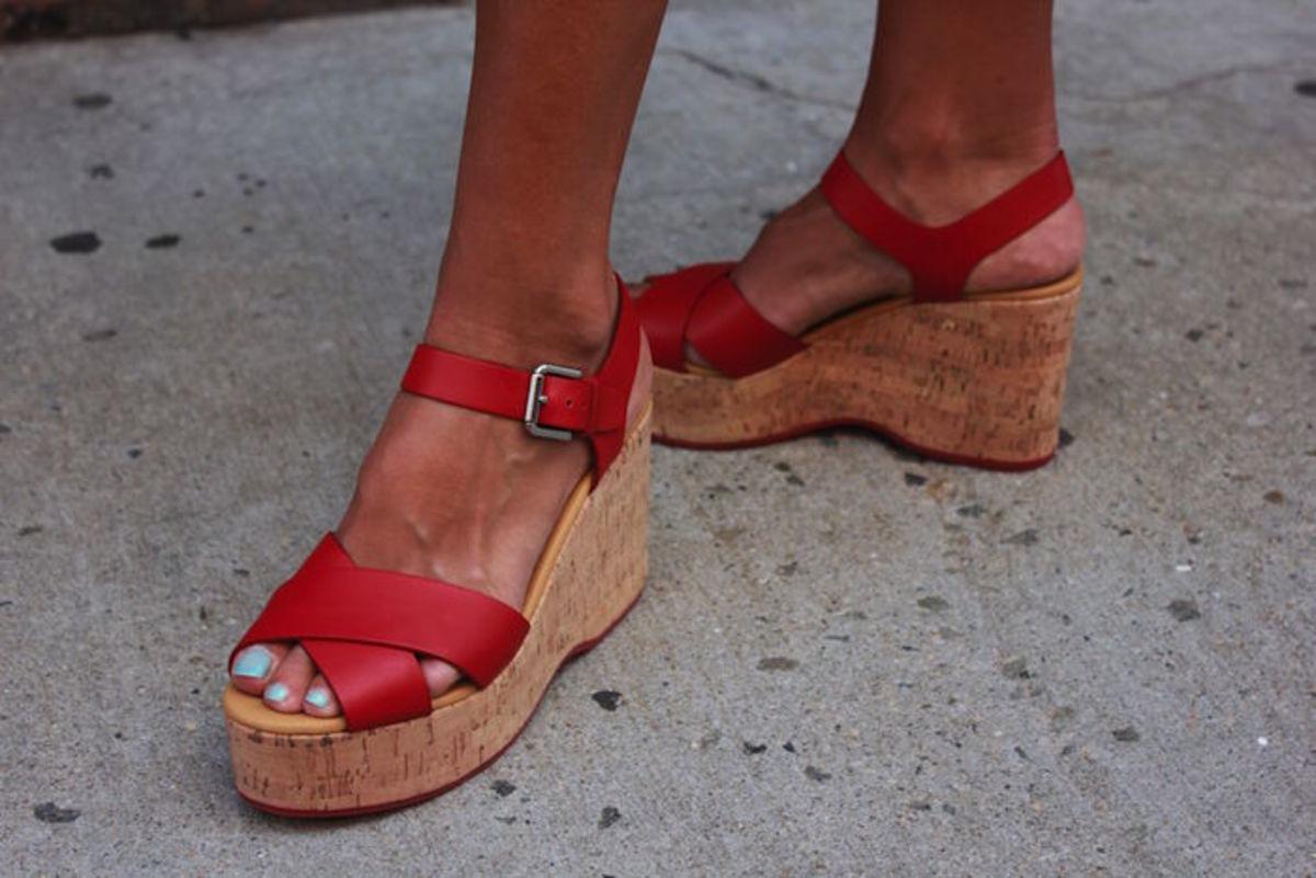 RL sandals