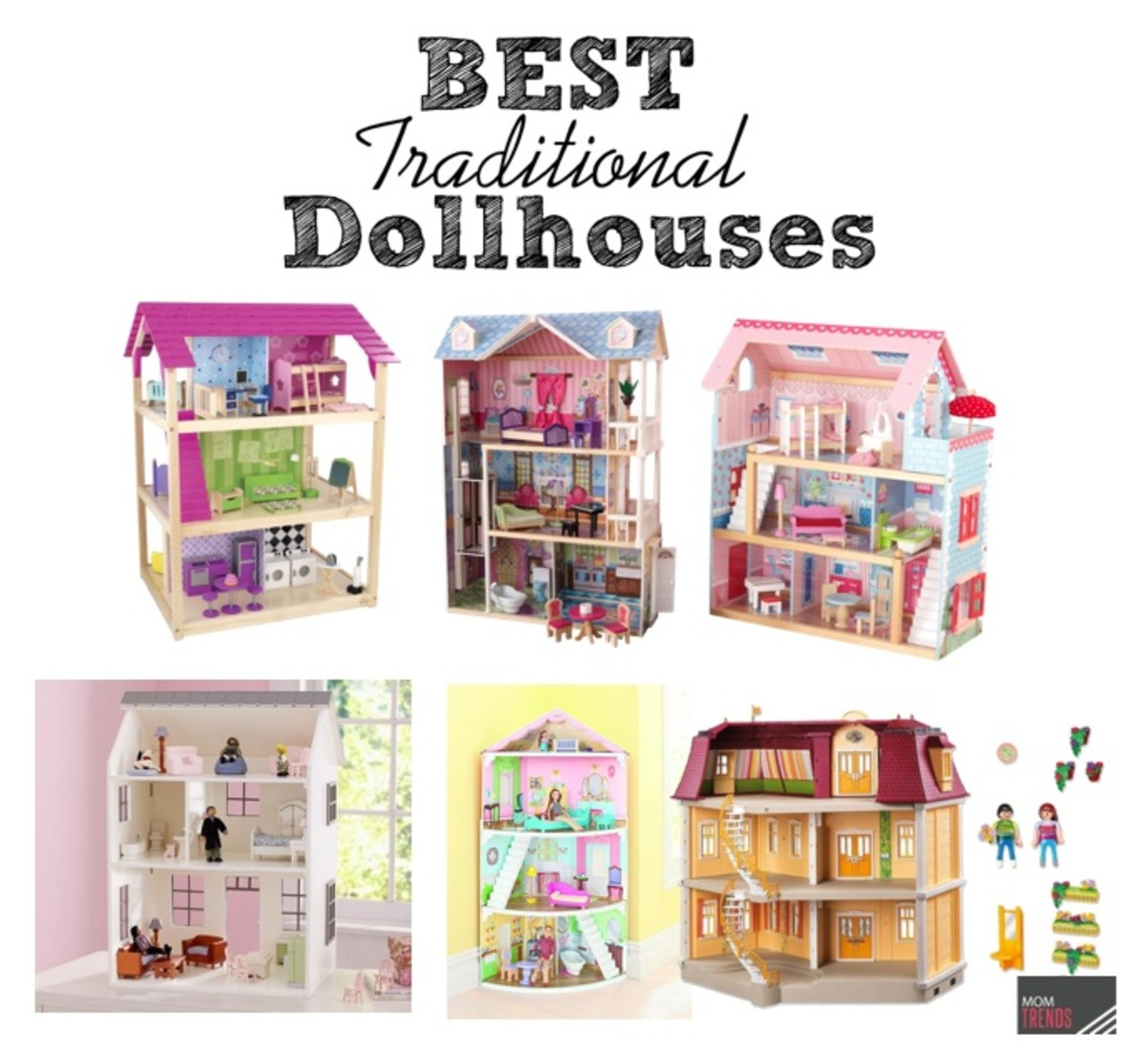 Best Traditional Dollhouses