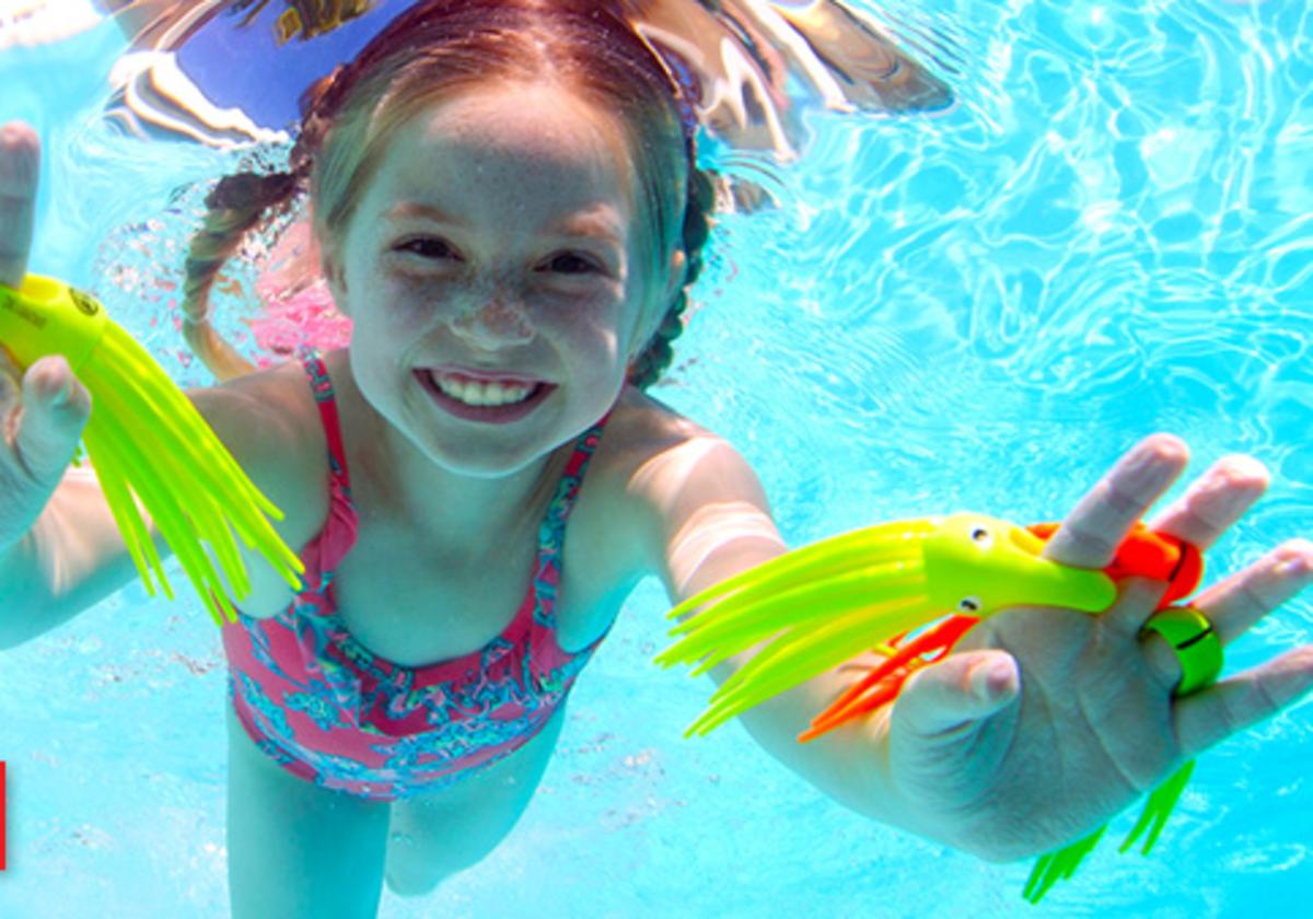 SwimWays® Spring Float