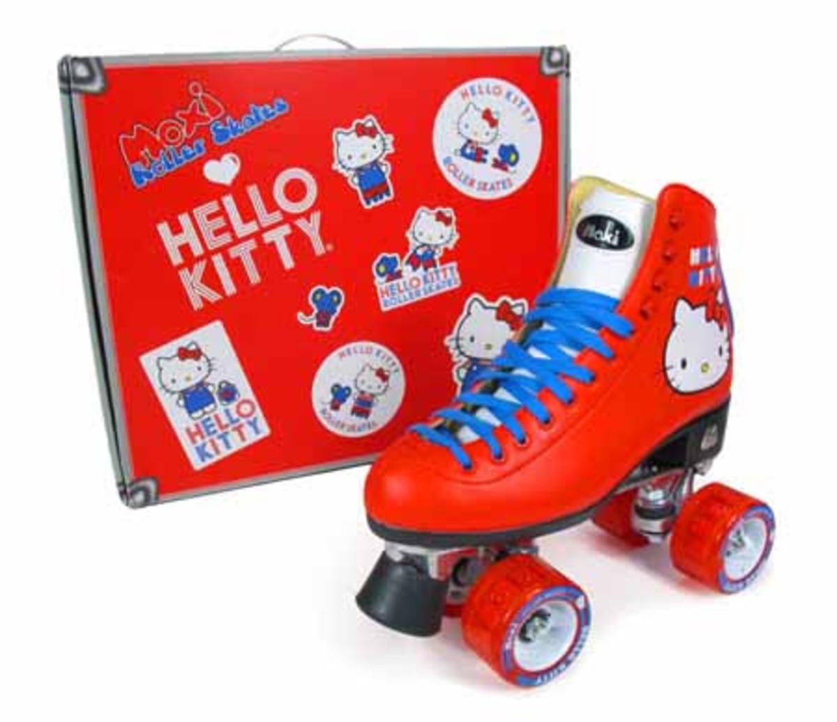 Hello Kitty Skates