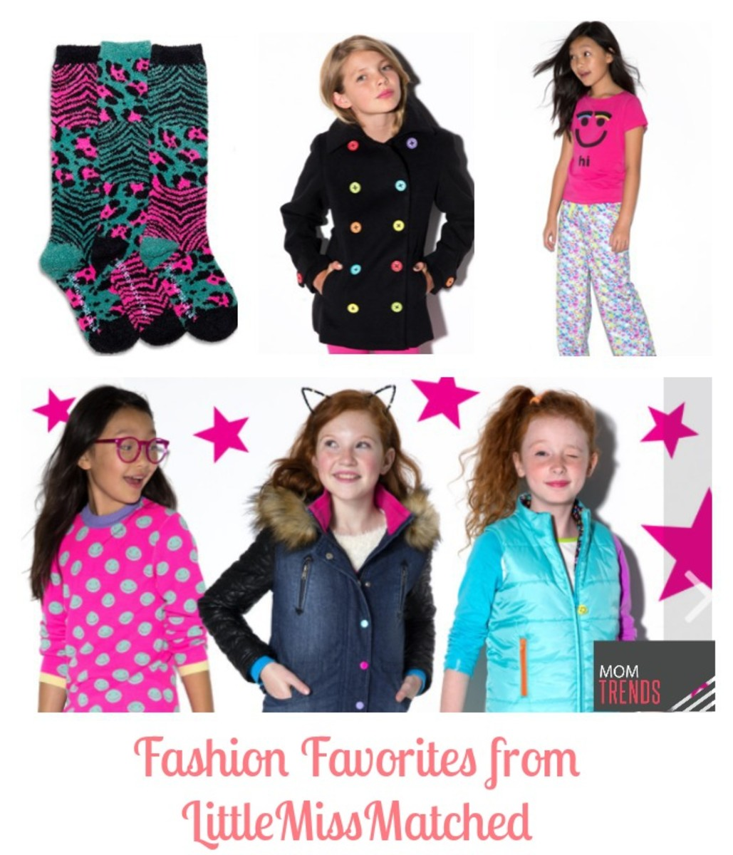 Fashion Favorites from LittleMissMatched