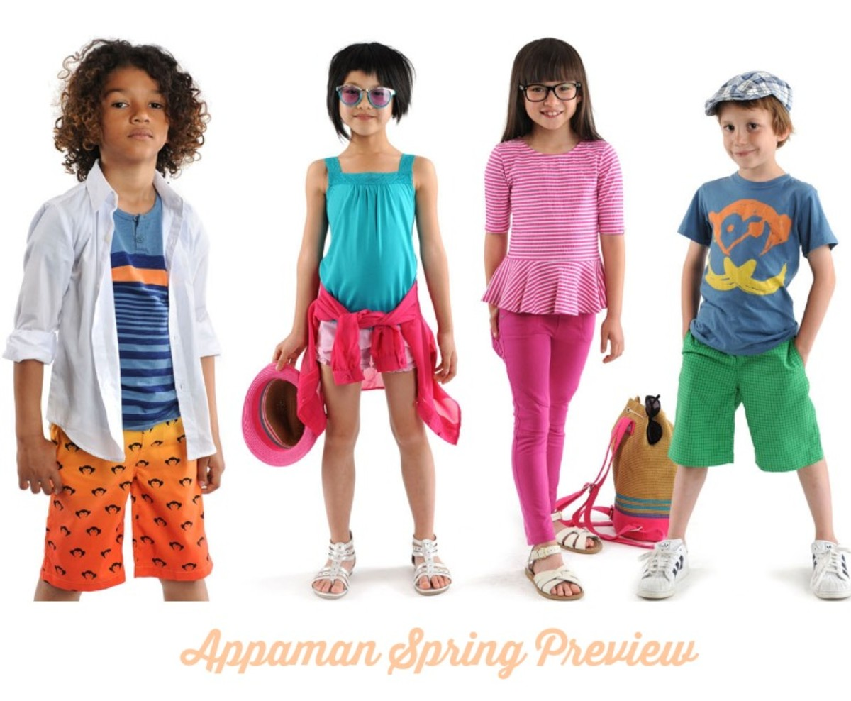 Appaman Spring Preview