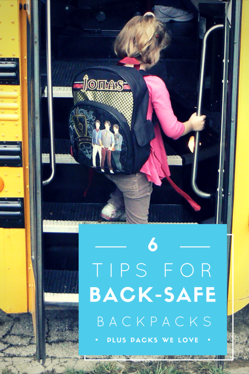 How to Choose a Safe Backpack