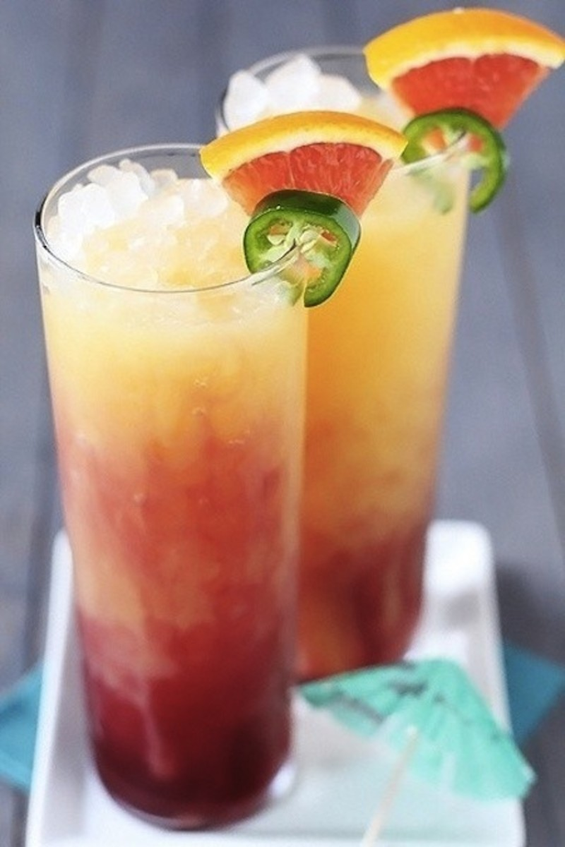 Cinco de mayo ideas archives momtrendsmomtrends for Best tequila for tequila sunrise