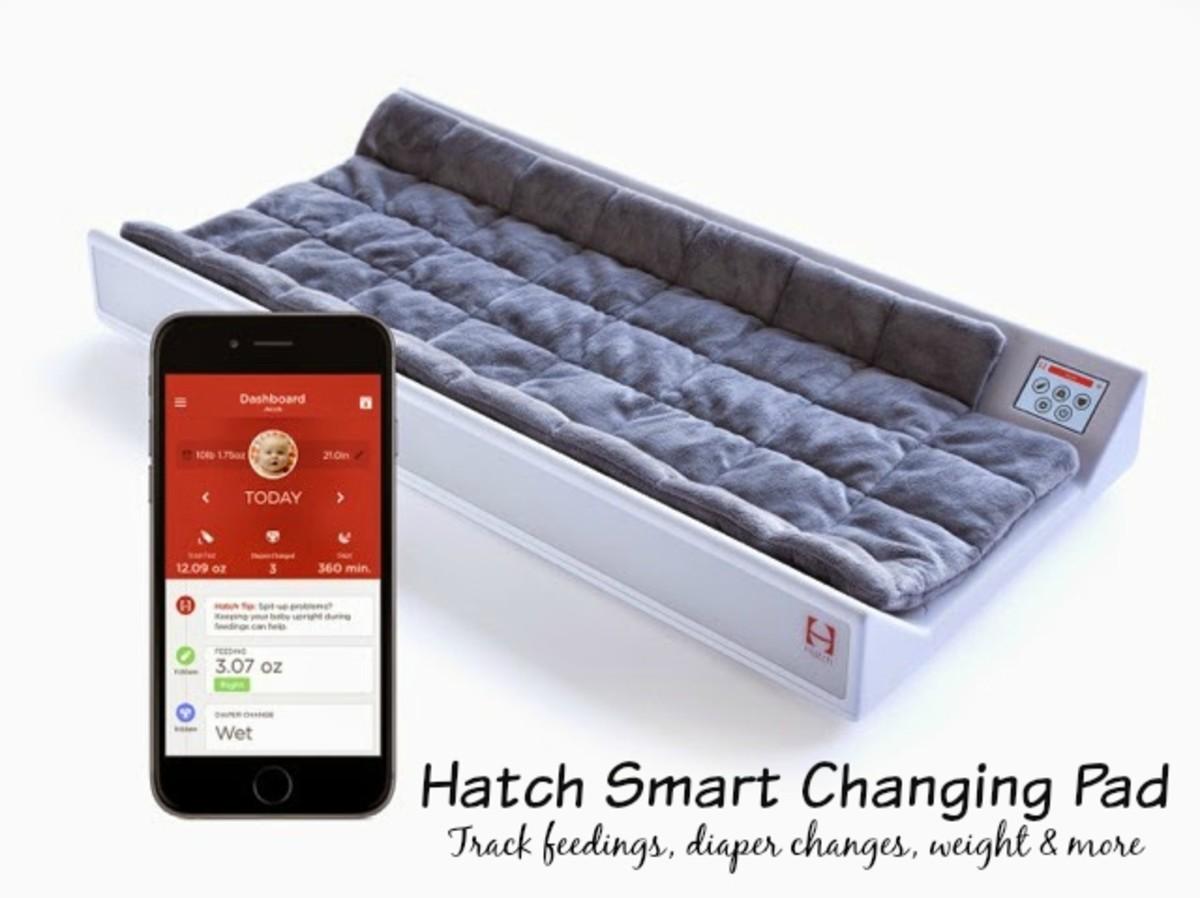 Hatch pad
