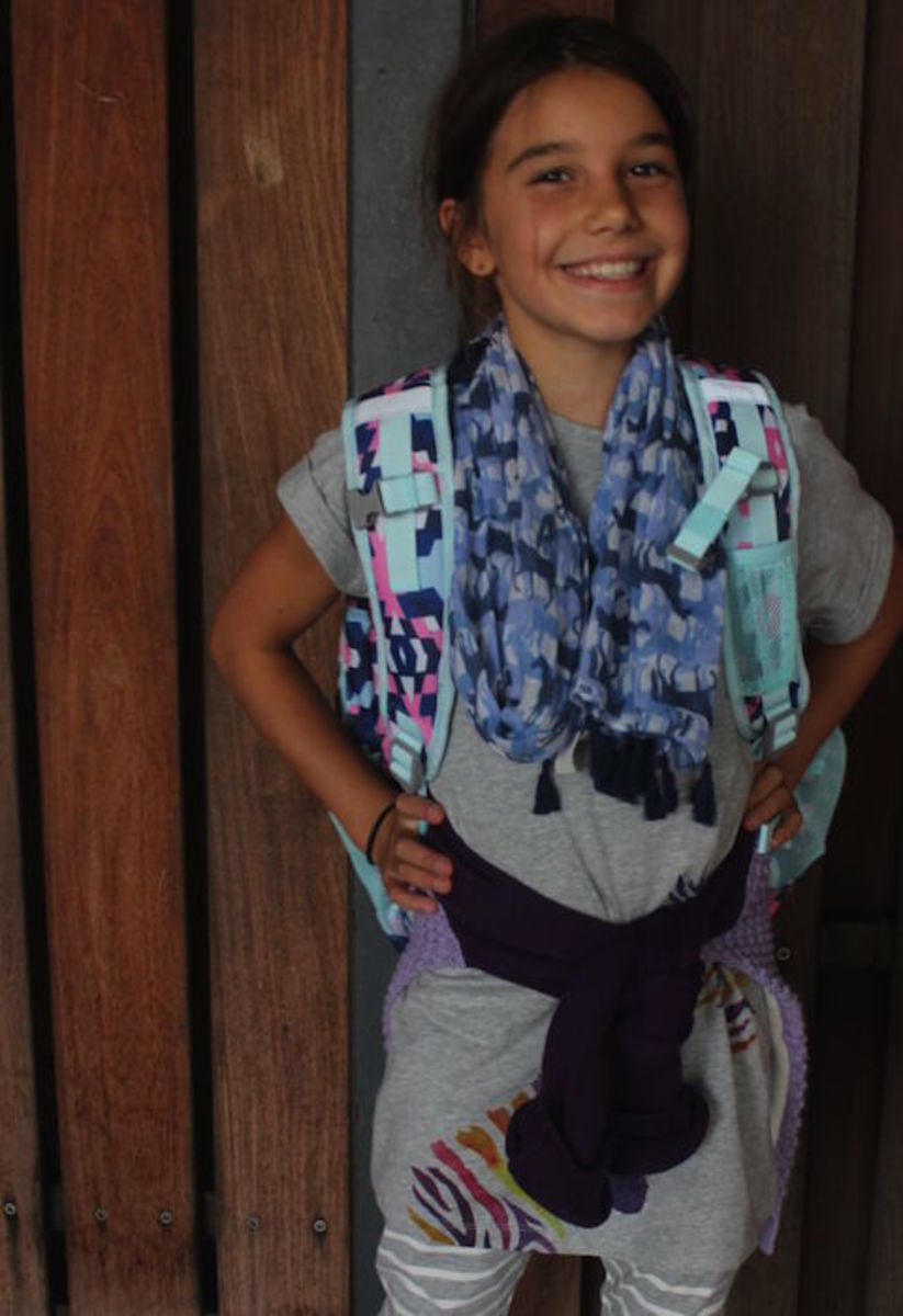 lands' end accessories for girls