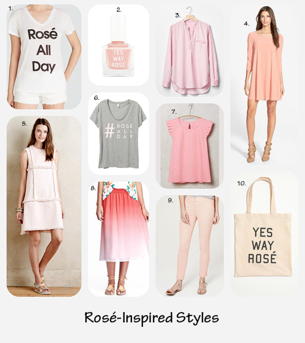 rose styles