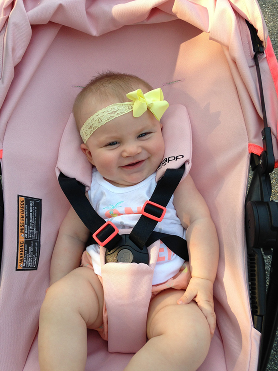 quinny south beach stroller baby