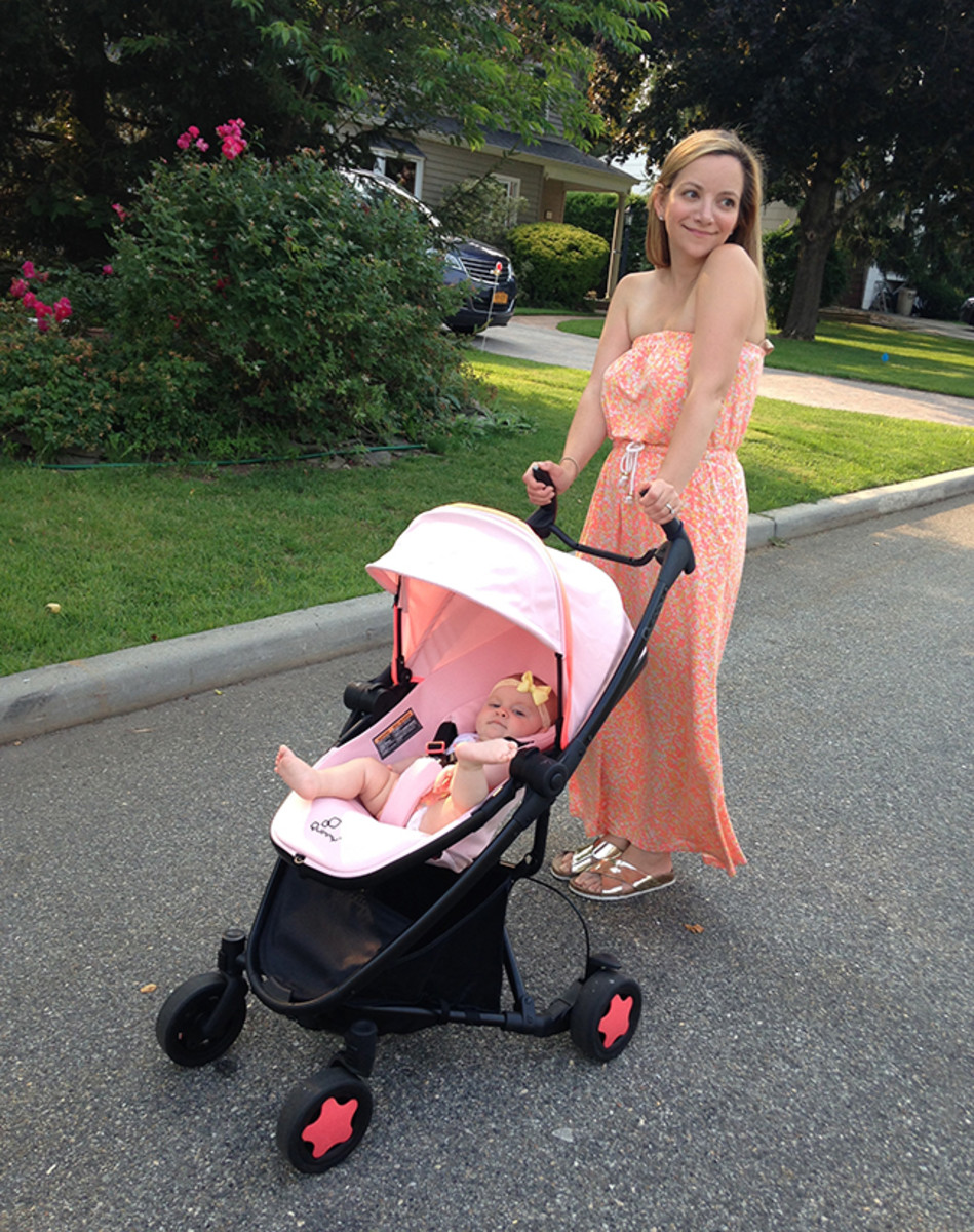 stroller with quinny zapp south beach