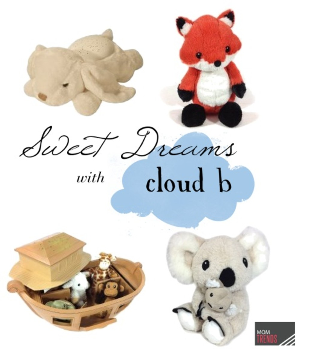cloud b sleep products