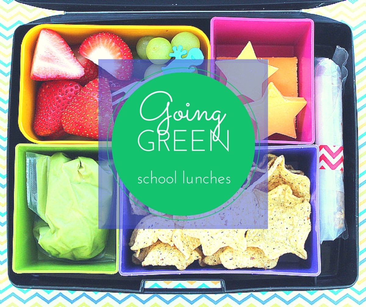 Green School Lunches