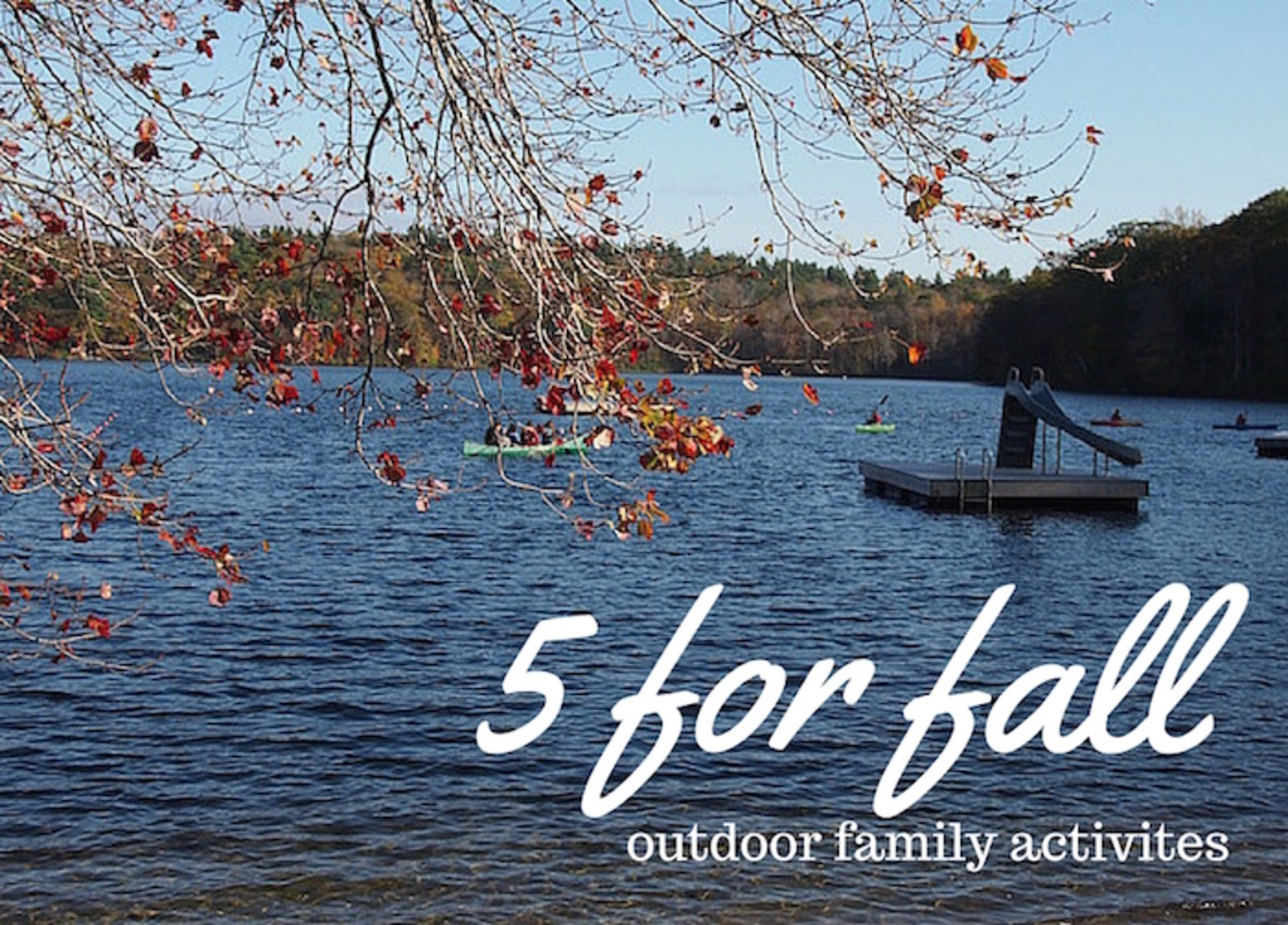 five fall activities for families
