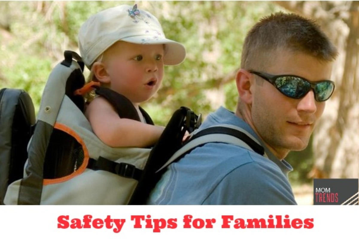 Safety Tips for Families