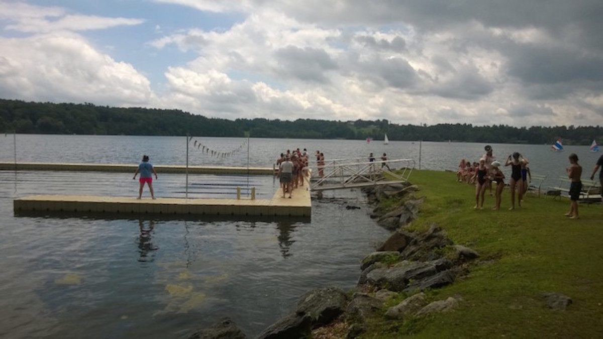Lake Swim Teams