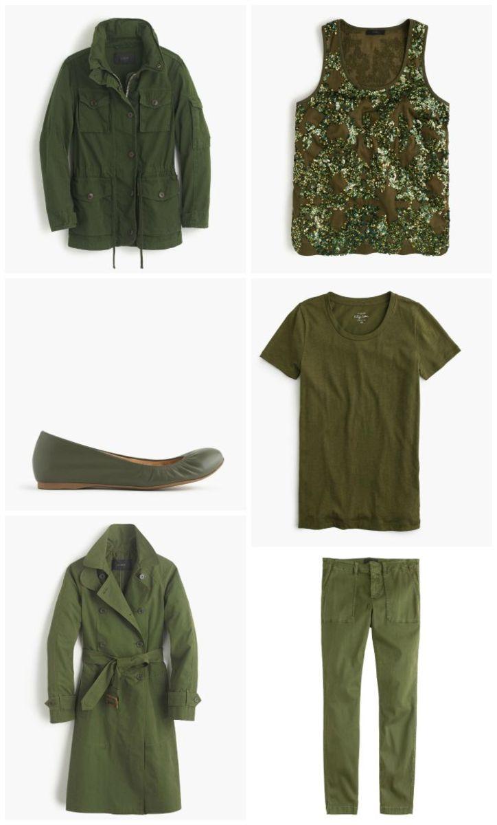 militarygreen